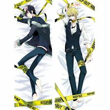 Dakimakura DuRaRaRa!! Shizuo Izaya Male Pillow Case cover Hugging Body BL Gifts