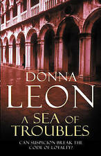 A Sea of Troubles: (Brunetti 10) by Donna Leon (Paperback, 2009)