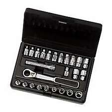 "KD 8925 GearWrench 25 pc. 1/4"" Dr. Pass-Thru Socket Set"