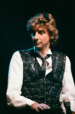"12""*8"" concert photo of Barry Manilow playing at Wembley in 1984"