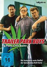 Trailer Park Boys - Series 1 (2001) * John Paul Tremblay * Region 2 (UK) DVD New