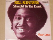 """Bill summers-straight to the Bank - 7"""" 45"""