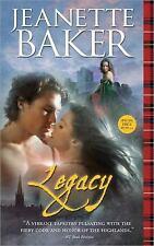 NEW - Legacy (Casablanca Classics) by Baker, Jeanette