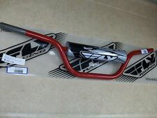 NEW FLY RACING ATV BARS HANDLEBARS + PAD RED HONDA TRX300EX TRX 300 EX SPORTTRAX