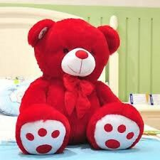 2.5 feet ,Teddy bear,sweet,chocolate,love,gift,birthday,for kids,girlfriend