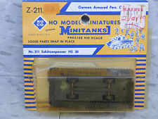 Roco / Herpa  Minitanks (NEW) Modern West German HS30 Lang Armored Car Lot #1327
