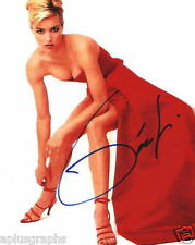 TEA LEONI.. Lovely and Leggy - SIGNED