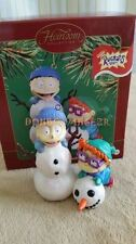 Carlton Cards Heirloom 2002 Rugrats Are the Coolest Friends Chuckie Ornament