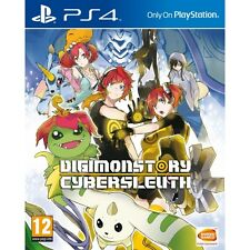 Digimon Story Cyber Sleuth Day One Edition PS4 Game Brand New