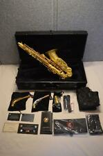 NEW - CANNONBALL MAD MEG  A5 BIG BELL STONE SERIES ALTO SAXOPHONE - UNLACQUERED