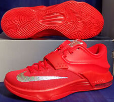 Nike KD VII 7 Global Games Red October Kevin Durant SZ 8 ( 653996-660 )