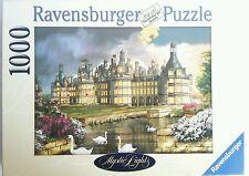 Puzzle Ravensburger 1000 Pezzi 70X50Cm 154289 Magico Castello di Chambord Mystic