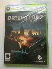Turning Point: Fall Of Liberty For Xbox 360 (NEW & Sealed)