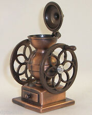 COFFEE GRINDER  DIE CAST PENCIL SHARPENER