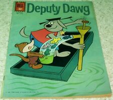 Deputy Dawg Four-Color 1238 (VF- 7.5) 1961 50% off Guide!