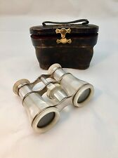Rare and Collectible Mother of Pearl Opera Glasses