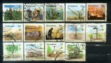 Africa Zimbabwe Nice Stamps Lot 4 Up To $10
