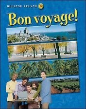Bon voyage! Level 3, Student Edition (GLENCOE FRENCH) by McGraw-Hill Education,