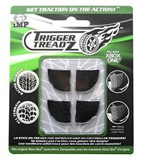 Trigger Treadz: Thumb Trigger Grips for XB1 Controller - 4-Pack [Xbox Accessory]
