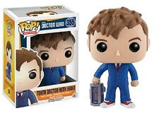 Funko Pop Doctor Who 10th Tenth Doctor with Hand #355 3.75 Vinyl Figure NIB