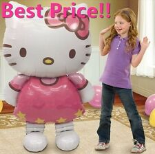 New Big Giant 116*65cm Hello Kitty Balloon Birthday Shower Party Decoration