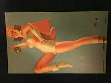 1940-45 Mutoscope, Hot 'Cha Girls, Out In Front, card