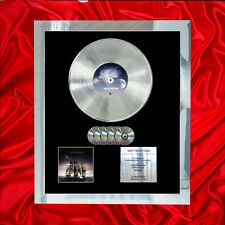 AWOLNATION MEGALITHIC SYMPHONY  MULTI (GOLD) CD PLATINUM DISC FREE SHIP TO UK