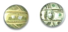 144 HUNDRED DOLLAR BILL MONEY SUPER BALLS, HIGH BOUNCE BOUNCY VENDING BALLS