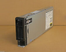 HP BL460c GEN8 G8 Blade Server 2 x Eight-Core E5-2680 192GB RAM 641016-B21