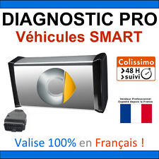 Valise Diagnostic PRO SMART + Programmations - AUTOCOM DELPHI VAG COM ELM327