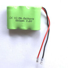Universal NIMH 3.6V 800mAh 3x 2/3AAA Cordless Phone Rechargeable Battery Pack