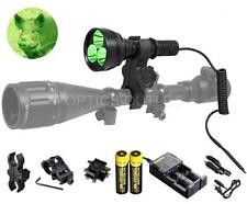Orion M30C 700 Lumen Brightest Green Hog Hunting Light - Rechargeable Mountable