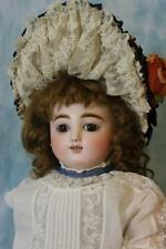 "17"" inch Kicking Screaming Jules Nicholas Steiner Doll Gigoteur Mechanical 1880s"