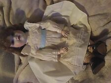 "SALE  Vintage antique  24"".a m 390 Germany  Composition Ball Jointed Doll"