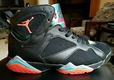 Nike Air Jordan Retro 7 Barcelona Nights 705350-007 Marvin the Martian Size 8