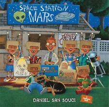 Space Station Mars (Clubhouse: TV Tie-In Books)-ExLibrary