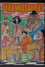 "JAPAN NEW One piece Art book Eiichiro Oda Color walk #7 ""TYRANNOSAURUS"""