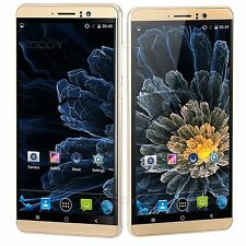 6 zoll XGODY Y14 Android 5.1 Dual SIM Handy Smartphone ohne Vertrag Quad Core