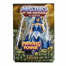 MASTERS OF THE UNIVERSE CLASSICS FROSTA ICE PRINCESS FIGURE W8903 2014