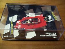 1/43 FERRARI 312 T4 JODY SCHECKTER 1979 WORLD CHAMPION