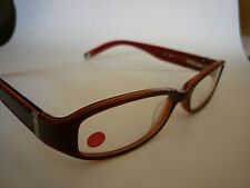 Karl Lagerfeld Eyeglasses Spectacles Glasses Frames KL648 Dark Red ref125