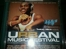 Various Artists : Twice as Nice Presents The Princes Trust Urban Music Festival