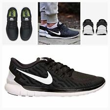 BNIB Nike UK 3 Womens Free Run 5.0 Running Trainers Gym Shoes Run 724383-002