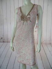 FREE PEOPLE ANTHROPOLOGIE Dress M NEW $168 Champagne Beads Bodycon Sheath HOT!