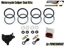 Yamaha RD 350 YPVS  85 95 F1 N1 F2 N2 both front brake calipers seal repair kit