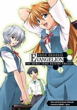 Neon Genesis Evangelion: The Shinji Ikari Raising Project, Vol. 2