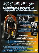 RICK KIDDLE CYCLING Vol 3 - INDOOR CYCLING WORKOUT - Triathlete - Cyclists - DVD