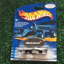 HOT WHEELS GRAND PRIX MCLAREN 1:64 SCALE DIE CAST METTEL WHEELS (2000)