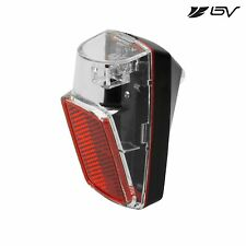 BV Bicycle Vintage Super Bright LED Taillight, Mounts Rear Rack Fender NEW L812