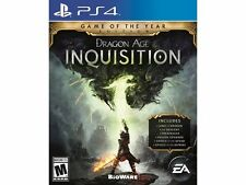 Dragon Age Inquisition - Game of the Year - PlayStation 4